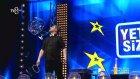 Burhan Öztoprak Bubble Show (Yetenek Sizsiniz 12 Şubat Cuma 2016)