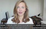 Danimarkalı Kızdan Türkiye Tanıtımı  Victoria Flamel
