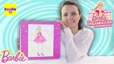 Dev Sürpriz Oyuncak Kutusu 11 - Barbie Dream House Barbie Prenses Azra Rockstar Minişler