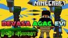Devasa Ağaç Ev! - Legends İn Minecraft - Bölüm 13
