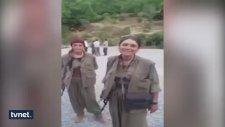 PKK'lı Kadın Teröriste Tokat Gibi Cevap
