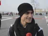 Tuhaf Sorular  Sokak Röportajı - Türk Kızları mı, Rus Kızları mı ?