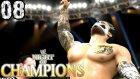 WWE 2K16 Kariyer Kötü | Sen iste Gral | 8.Bölüm | Türkçe oynanış | Ps4