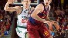 Barcelona 92-86 Zalgiris Kaunas (12 Şubat Cuma Maç Özeti)