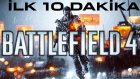 Battlefield 4 Senaryo Modu - İlk 10 Dakika / First 10 Minutes