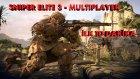 GEZ GÖZ AHA ÖLDÜM! Sniper Elite 3 Multiplayer - İLK 10 DAKİKA