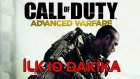 İLK 10 DAKİKA - Call of Duty Advanced Warfare - Senaryo Modu