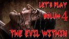 Let's Play - The Evil Within - Bölüm 4