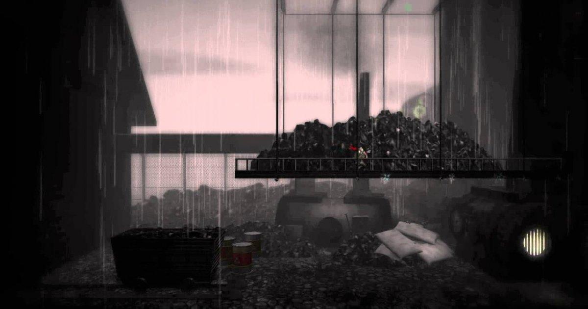 Monochroma (Demo) - İlk 10 Dakika (HD) | İzlesene.com