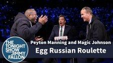 Efsanelerden Yumurtalı Rus Ruleti! (Peyton Manning & Magic Johnson)