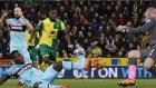 Norwich City 2-2 West Ham United (13 Şubat Cumartesi Geniş Özet)