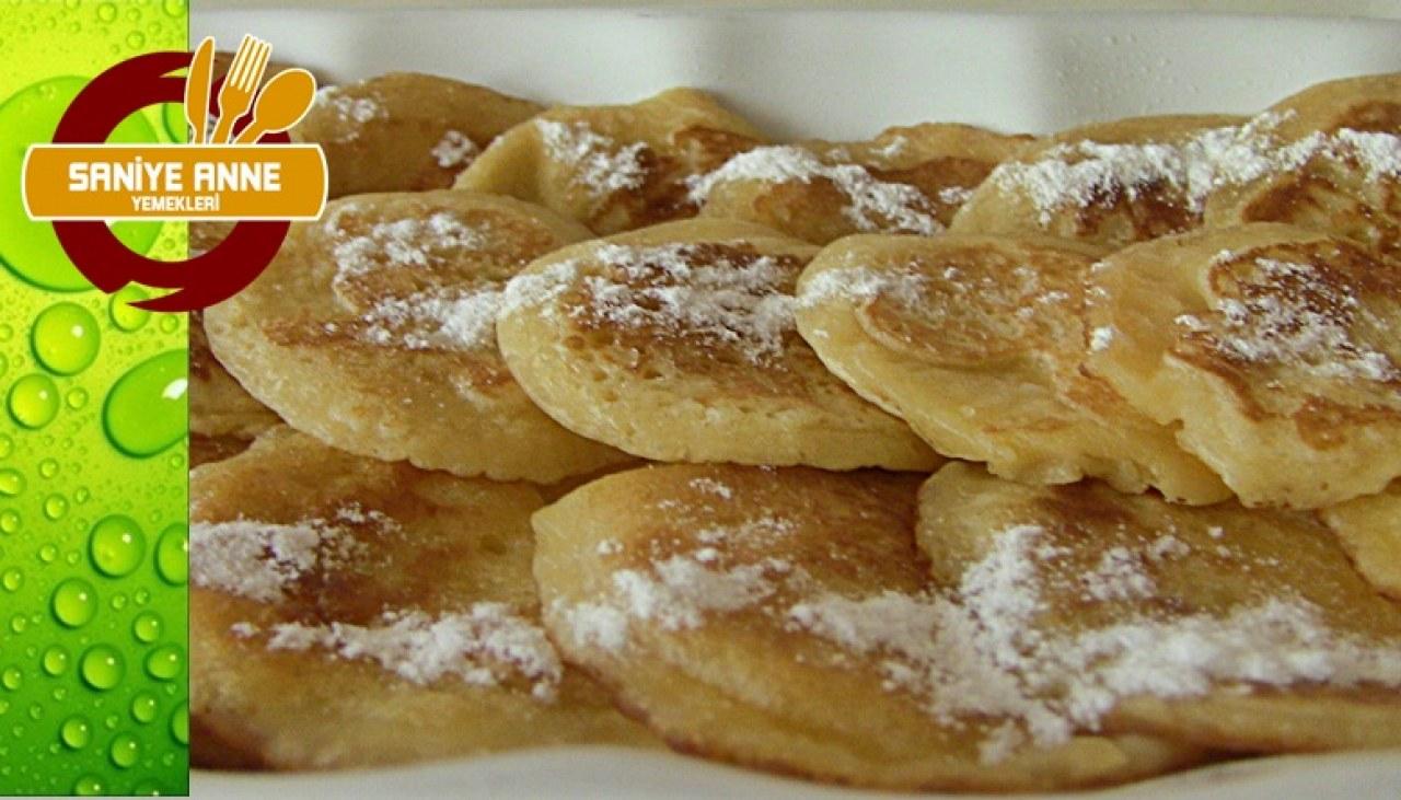 Pankek Tarifi — Resimli Yemek Tarifleri