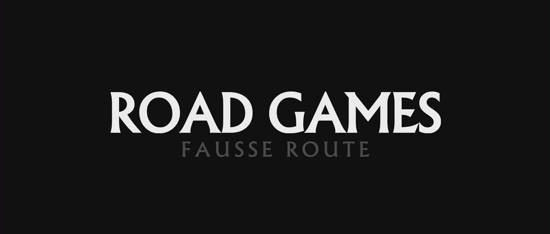 Road Games 2015 Teaser Fragman
