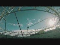 Vodafone Arena'dan Duygulandıran Görüntüler