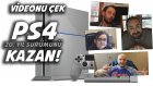 20 Saniyede Playstatıon 4 Kazan (Hediye!)