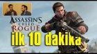 Assassin's Creed Rogue (Pc) - İlk 10 Dakika