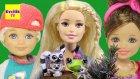 Barbie ve Ailesi Doğa Yürüyüşüne Çıkıyor - Barbie iizle - EvcilikTV Barbie Filmleri