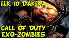 Call Of Duty Advanced Warfare - Exo Zombies // İlk 10 Dakika