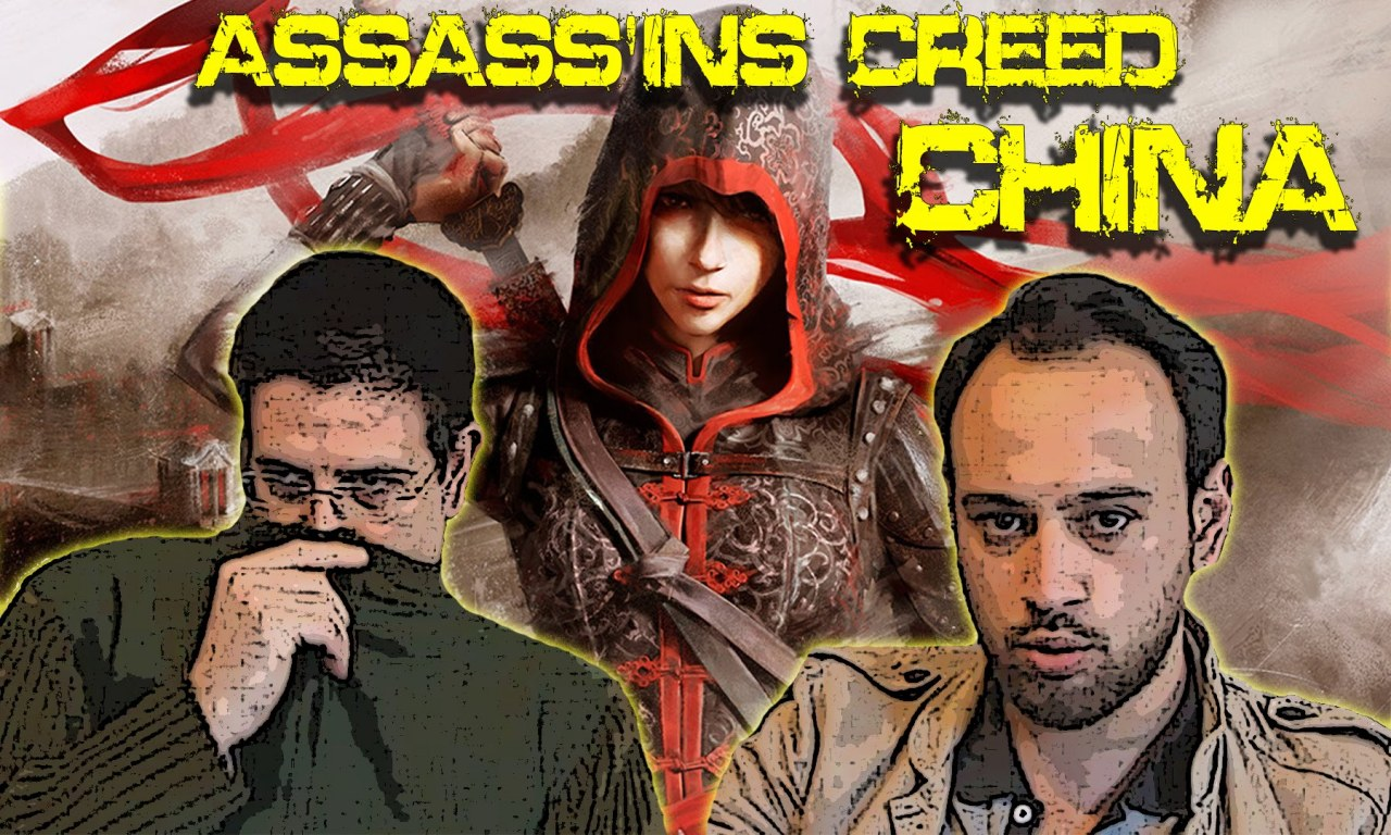 Çin'de Assassın's Creed! // Ac Chronicles: China ...