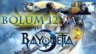 ELEKTRİKLİ TESTERE NEYMİŞ ÖYLE YAHU?!! // Bayonetta 2 - Bölüm 12