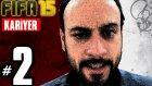 "Fıfa 15 Kariyer #2: Ara Transfer ""artiz"""