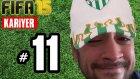 Fıfa 15 Kariyeri #11: Taktikler
