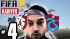 Fıfa 15 Kariyeri #4: Epik Avrupa Rövanş Maçı