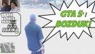 Gta 5'i Bozduk! // Gta 5 (Ps4) - İlk 10 Dakika