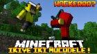 Hackerr Mı ?? (Minecraft : İkiye İki Mücadele #3) W/tto