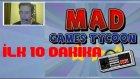 Kendi Oyununuzu Yapın // Mad Games Tycoon - İlk 10 Dakika