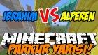Kim Kazandı Acaba ? - Minecraft Parkur Yarışları !! - Minecraft Parkour Race