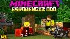 Minecraft : ESRARENGİZ ADA - YÜRÜYEN ÖLÜLER ! - BÖLÜM 1
