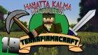 Minecraft - Terrafirmacraft - 19 - Bloomery, Çiftlik Ve Zırh