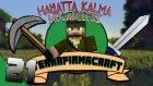 Minecraft - Terrafirmacraft - 21 - Tier 3 Metallere Giriş Ve Kümes