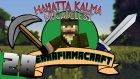 Minecraft - TerraFirmaCraft - 28 - Demir Zırh ve Çelik