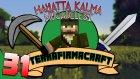 Minecraft - TerraFirmaCraft - 31 - Deniz Feneri ve Gemi