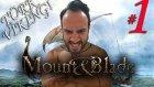 TÜRK VİKİNG AHQMET! // Mount & Blade: Viking Conquest - Bölüm 1