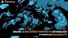 Ultra Street Fighter IV Online Türkiye Ligi - 1. Hafta