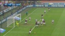Bacca'nın Genoa'ya attığı şık gol