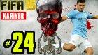 FIFA 15 Kariyeri #24: MANCHESTER CITY MAÇI!