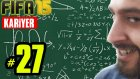 FIFA 15 Kariyeri #27: HESAPLAMA