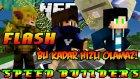 FLASH BU KADAR HIZLI DEĞİL! - Speed Builders - Hızlı Yapı Savaşları w/Oyun Konsolu