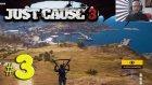 Just Cause 3 Oynuyoruz #3: Silah Kullanmadan Üs Alacağız!