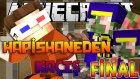 Minecraft - Demir Parmaklıklar Arasından Zorlu Kaçış! - Hapisten Kaçış 3! - (Özel Harita) Final