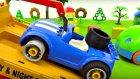Oyuncak arabalar - Tamirhaneye gitmeliyiz - Çekici bize yardım ediyor