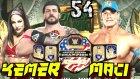WWE 2K16 Kariyer Türkçe | EN ZOR Bölüm Kralla Kemer Maci | 54.Bölüm | Ps4