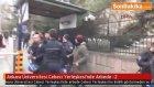 Ankara Üniversitesi Cebeci Yerleşkesi'nde Arbede