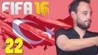 FIFA 16 Kariyer #22: TÜRKİYE vs RUSYA (DÜNYA KUPASI ELEMELERİ)