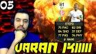 Fifa 16 Ultimate Team Türkçe | Baskandan yeni söz | 5.Bölüm | Ps4