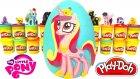 MLP Prenses Cadance Sürpriz Yumurta Oyun Hamuru - My Little Pony Oyuncakları LPS Tokidoki